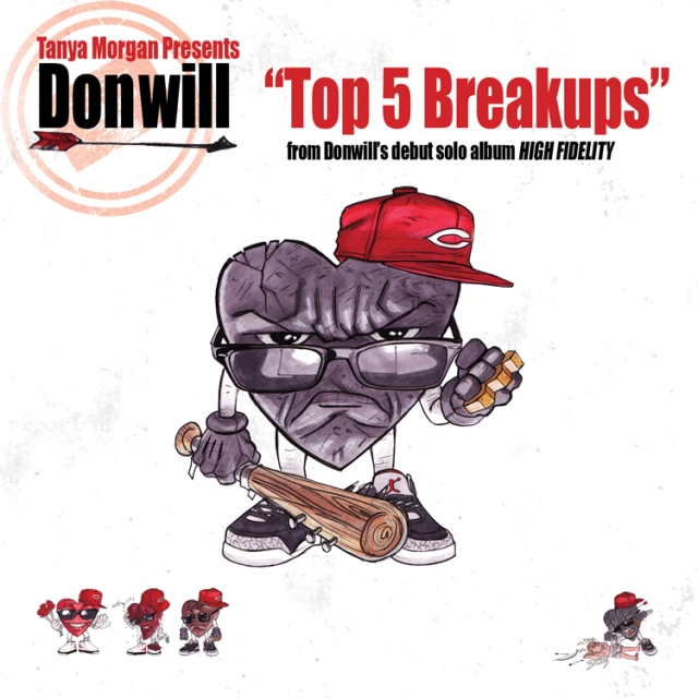 4 - top 5 breakups e-single_1